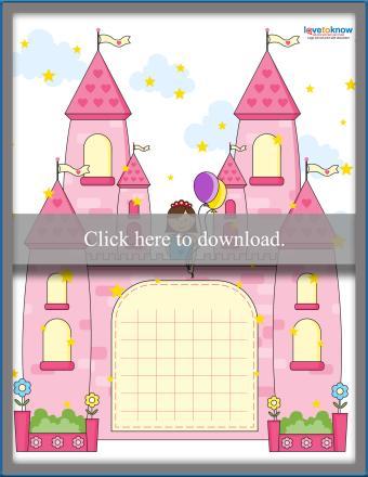 Princess Sticker Chart