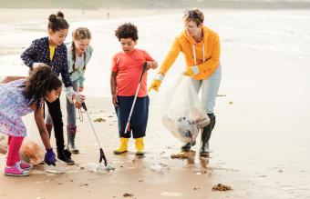 How to Teach Kids About Community Responsibility