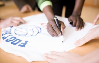 T-Shirt Autographs
