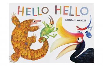 Hello Hello (Books for Preschool and Kindergarten)