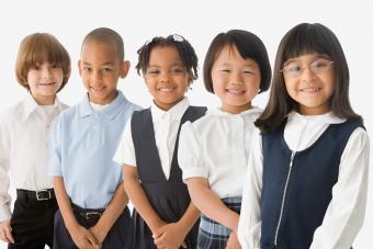 School Uniform Gallery
