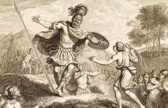 David and Goliath Stories for Kids (Plus Lessons)
