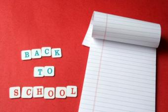 Back to School Activities for Families