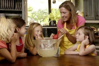 Barbara Beery Offers Tips for Cooking with Kids