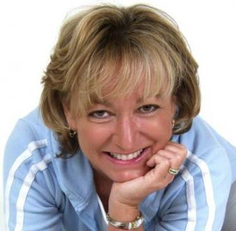 Kathy Peterson, lifestyle expert and TV personality