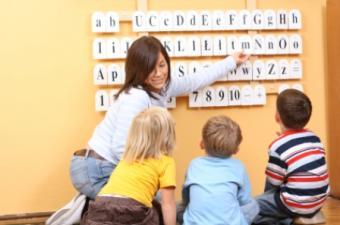 Fun Kindergarten Literacy Center Ideas