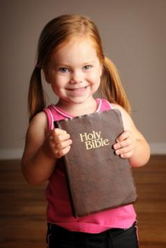 Easy Bible Verses for Children to Memorize