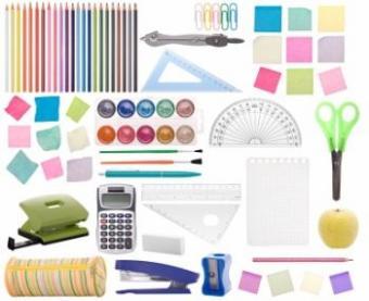 Cool School Supplies for Girls