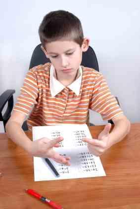 Printable Math Fact Games for Kids
