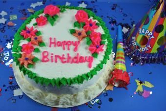Kids' Flower Cakes