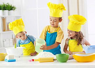 Real Kitchen Set For Kids