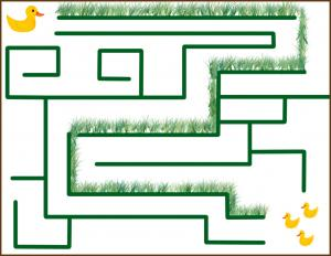 Summer Mazes for Kids | LoveToKnow