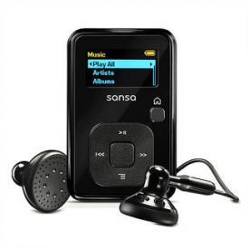 SanDisk Sansa Clip MP3 Player
