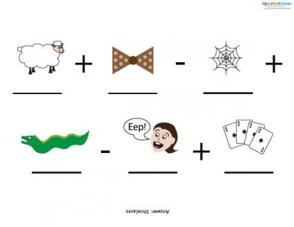 Printable Rebus Puzzles For Kids