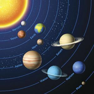 Solar System Facts for Kids | LoveToKnow
