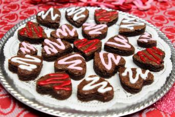 brownies of love