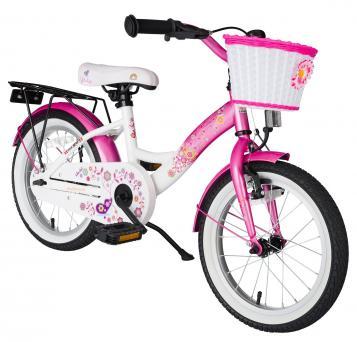 Bikestar 16 Inch Girls Bike - Classic