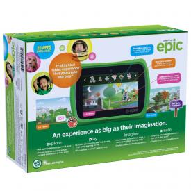 Leapfrog Epic Kid's Tablet
