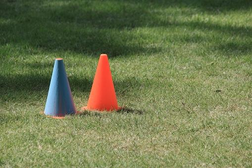 Colored Cones