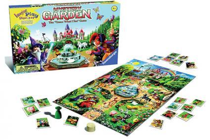 Mystery Garden Game