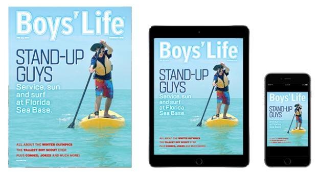 Boy's Life magazine