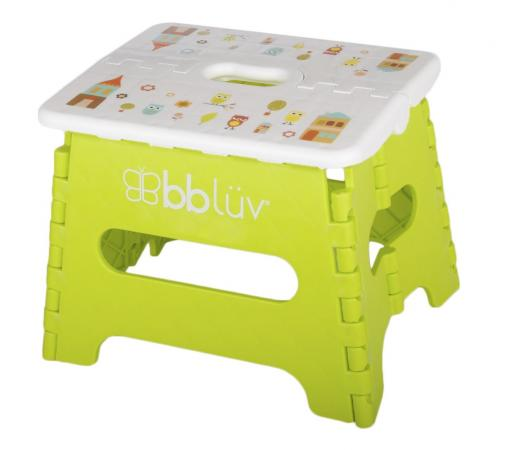bbluv Folding Step Stool