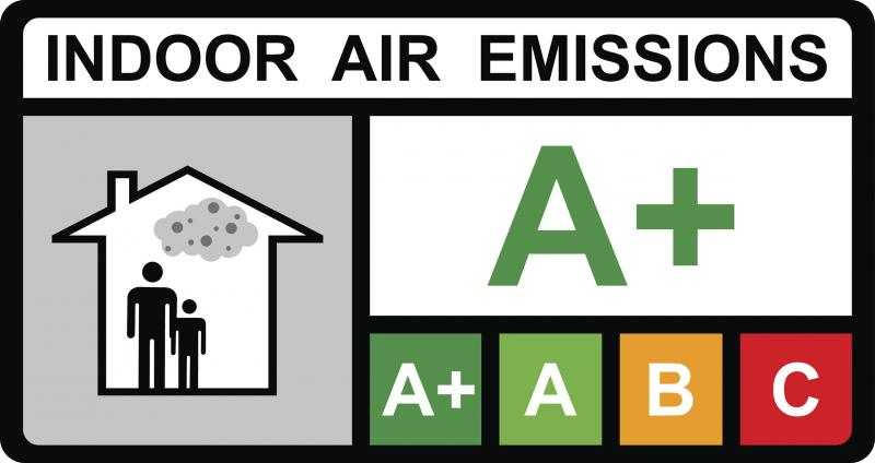 indoor air quality vector sign