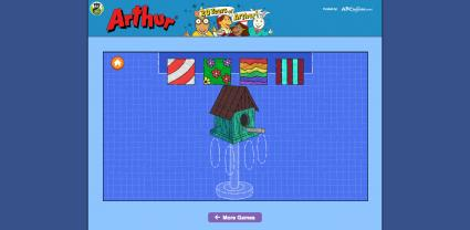 Arthur Games Animal Home Builder