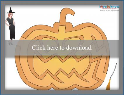 photo relating to Halloween Mazes Printable known as Halloween Printable Things to do LoveToKnow