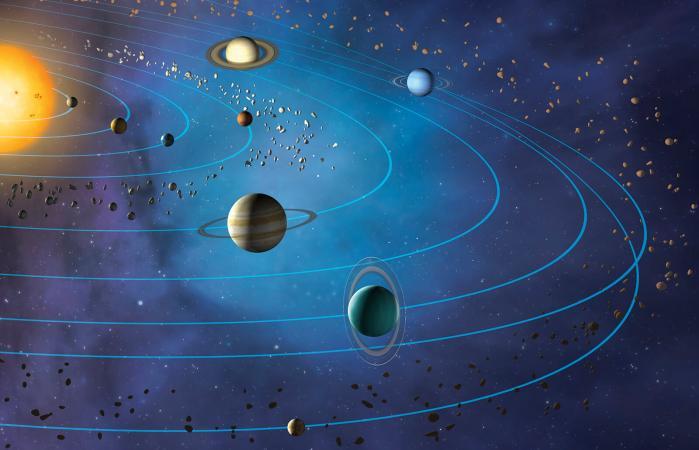 Solar System Plas