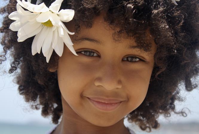 cute child model