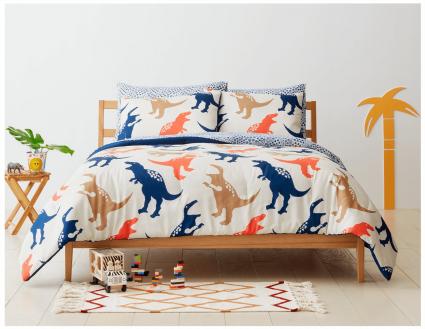 Jurassic Jams Comforter Set