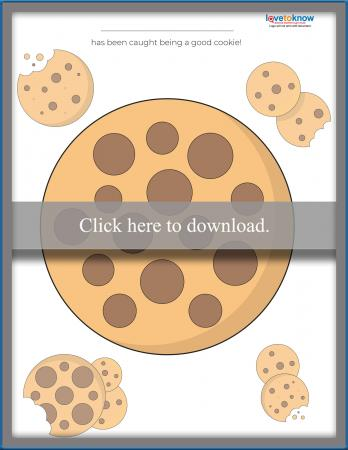 Good Cookie Sticker Chart