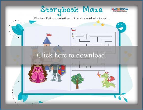Storybook Standard Maze