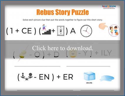 Rebus Story Puzzle