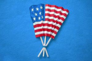 American Flag Fan Instructions