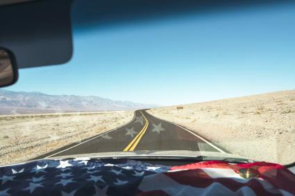 USA, California, Death Valley