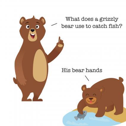 Grizzlies Bear Jokes