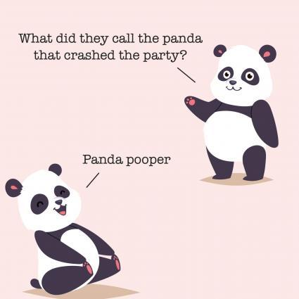 Panda Bear Jokes