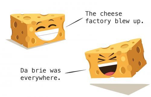 Cheese Jokes