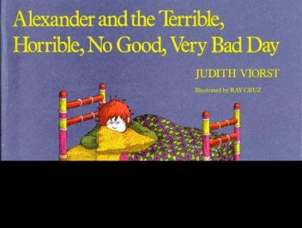 Alexander and the Horrible, Terrible, No Good, Very Bad Day