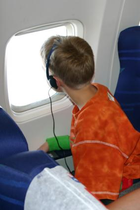 Toddler Air Travel Tips
