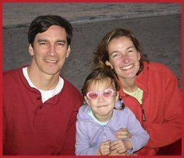 Jeff and Sarah Carter, co-directors of Rockbrook Camp
