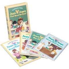 Junie B. boxed set from Amazon
