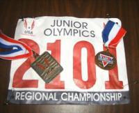 USATF medals