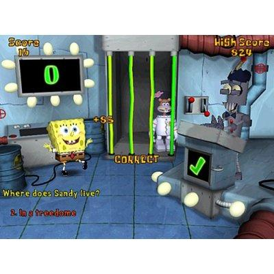 spongebob squarepants computer games for kids