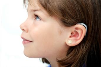 children hearing impairment