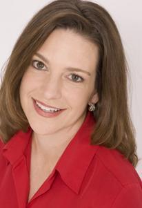 Maribeth Kuzmeski, author of The Connectors