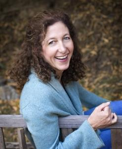 Jamie Woolf, author of Mom-in-Chief