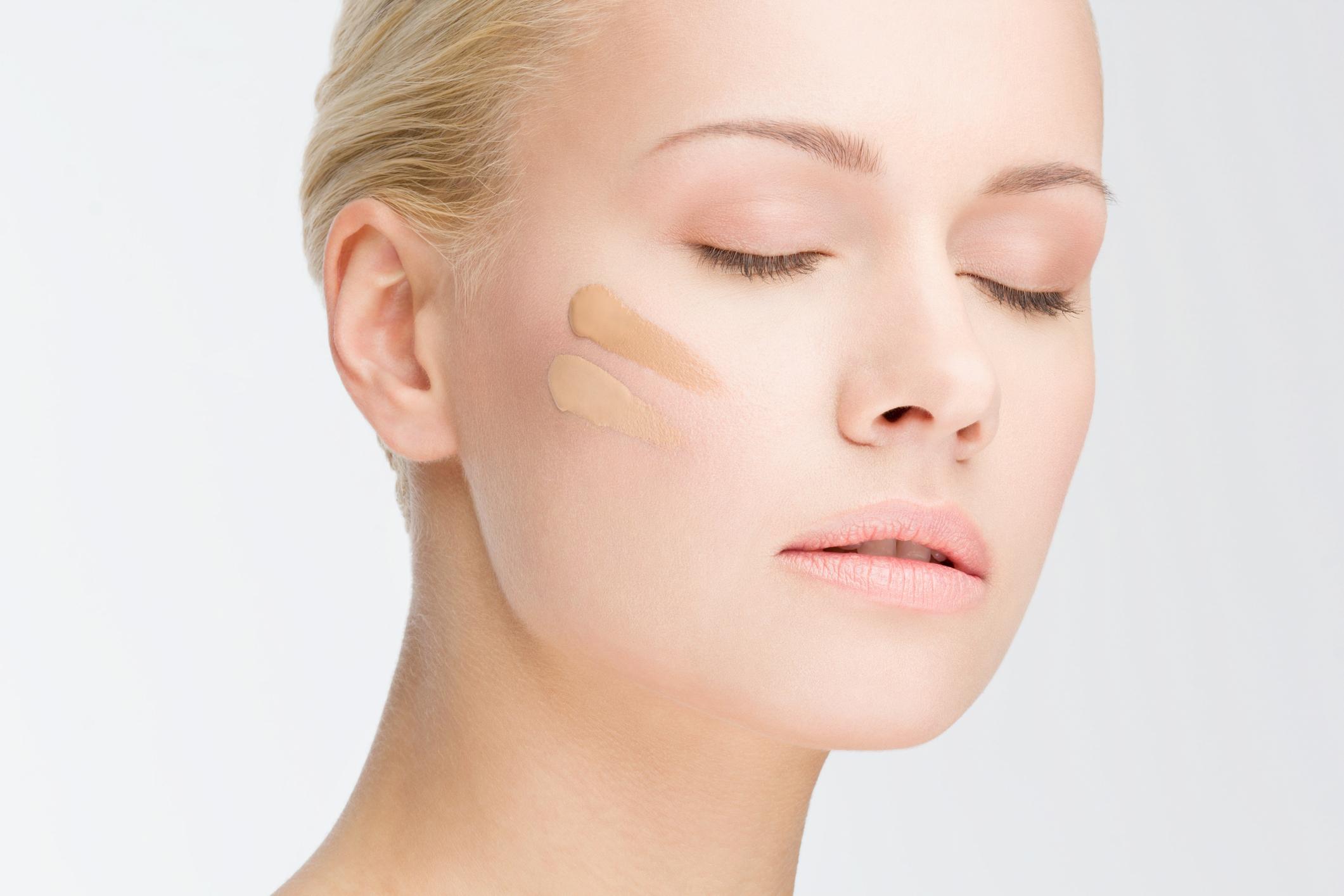 Foundation Makeup for Hyperpigmentation